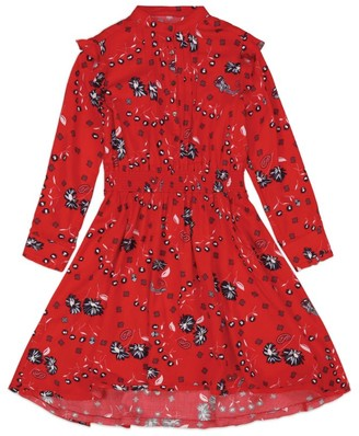 Zadig & Voltaire All-Over Floral Print Dress (6-16 Years)