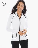 Chico's Zenegy Sweater Jacket