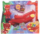 PJ Masks Owlette Figure and Owl Glider