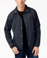 RVCA Men's Motors Coach Jacket
