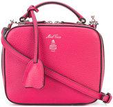 Mark Cross zip around crossbody bag - women - Calf Leather - One Size