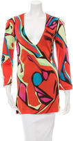 Missoni Abstract Print Top