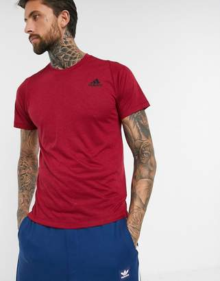adidas Training t-shirt in red