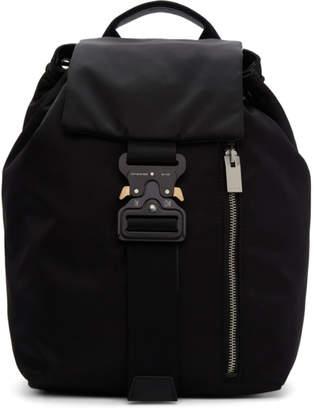 Alyx Black Tank Backpack