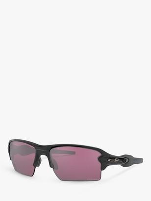 Oakley OO9188 Men's FLAK 2.0 XL Prizm Rectangular Sunglasses