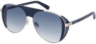 Jimmy Choo Women's Rave/S 56Mm Sunglasses