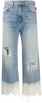 Denimist Pierce high-rise straight jeans