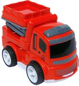 Orange Metal Buddies Rescue Truck