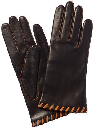 Portolano Stitch Leather Gloves