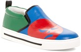 Marc by Marc Jacobs Ghost Face Slip-On Sneaker