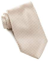 Nordstrom Rack Saville Mini Check Silk Tie