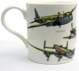 Leonardo Classic Planes Fine China Mug By ? Hurricane Lancaster Spitfire Wellington Beaufort- Boxed