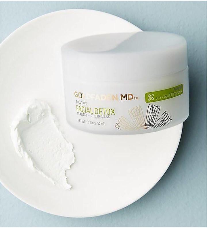 Thumbnail for your product : Goldfaden Facial Detox Pore Clarifying Mask 50ml
