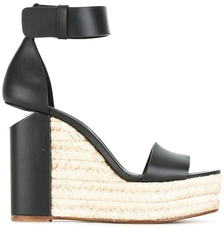 Alexander Wang espadrille sandals