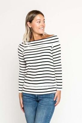 Gibson Off Shoulder Pullover