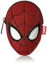 Loungefly Women's Marvel Spiderman Bag Coin Purse