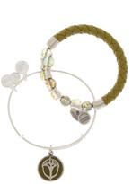 Alex and Ani Unexpected Miracles Bracelets - Set of 2