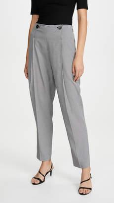 Jason Wu Mini Check Suit Pants