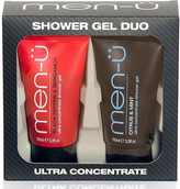 Men U men-u Shower Gel Duo (Worth 17.90)