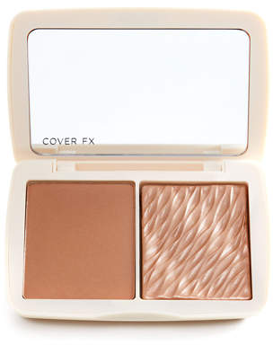 Cover FX Duo Bronzer 14.5g Sunkissed Bronze