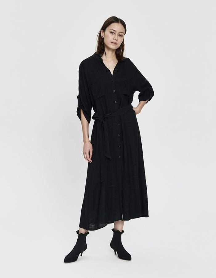 2d1131ad9df8 Women's Tie-waist Shirt Dresses - ShopStyle