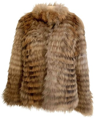 Dna Camel Raccoon Jacket for Women