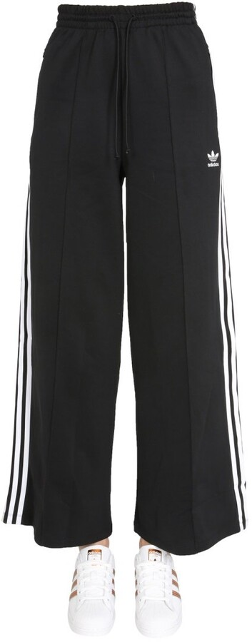 Thumbnail for your product : adidas Primeblue Relaxed Wide Leg Pants