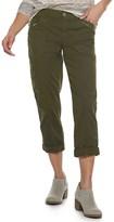 Sonoma Goods For Life Petite SONOMA Goods for Life Cargo Capri Pants