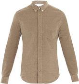 Acne Isher cord shirt