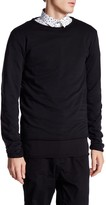 Lindbergh Double Layer Long Sweatshirt