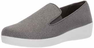 FitFlop Women's Superskate Uberknit Loafers Sneaker