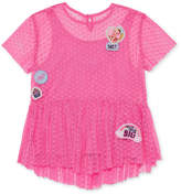 Jo-Jo JOJO Jojo Siwa Patches Top - Big Kid Girls