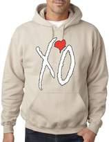 New Way 189 - Hoodie XO The Weeknd Heart Unisex Pullover Sweatshirt