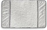 Bed Bath & Beyond Forest White/Silver Bath Mat