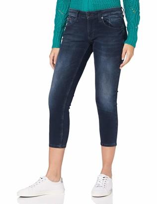 Tommy Jeans Tommy Hilfiger Women's Scarlett Lr Skny Ank Jdbst Trouser