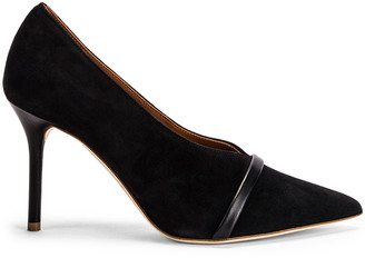 Malone Souliers Constance MS Pump in Black | FWRD