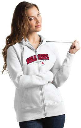 Antigua Women's Boston Red Sox 2018 World Series Champions Victory Hoodie