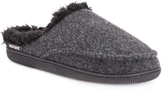 Muk Luks Faux Wool Clog Slippers
