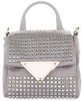 Sara Battaglia Embellished Satin Bag