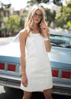 Maison Mayle Lune Dress Ivory