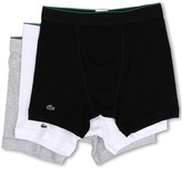 Lacoste Essentials 3-Pack Boxer Brief
