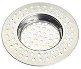 """Kitchen Craft Stainless Steel Kitchen Sink Strainer Plug, 7.5 cm (3"""")"""