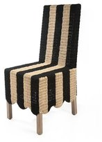 Mackenzie Childs MacKenzie-Childs Striped Grange Side Chair