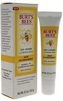 Burt's Bees Skin Nourishment Eye Cream, 0.5 Ounces