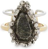 Alexander McQueen Ladies Avant garde Large Stone Bralet