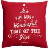 H&M Christmas-print Cushion Cover