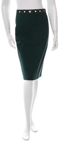 Thierry Mugler Pencil Skirt