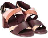 See by Chloe Sunset Strappy Leather Sandal