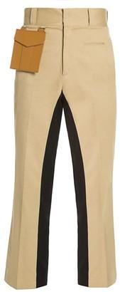 Palm Angels Two-Tone Pocket Pants