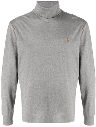 Polo Ralph Lauren turtleneck long-sleeved T-shirt